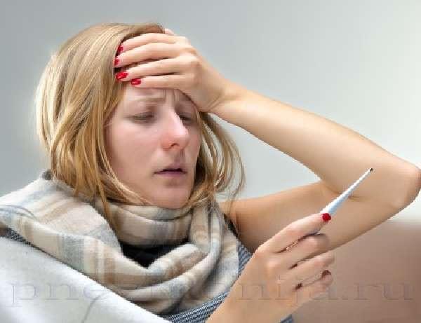 Статистикавирусного воспаления легких